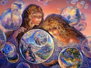 mystical_fantasy_paintings_kb_Wall_Josephine-Bubble_World